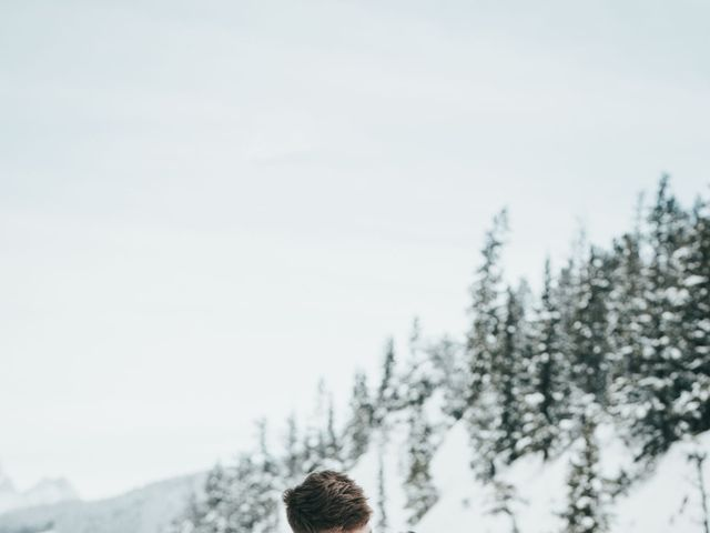 Cortland and Amanda's wedding in Banff, Alberta 36