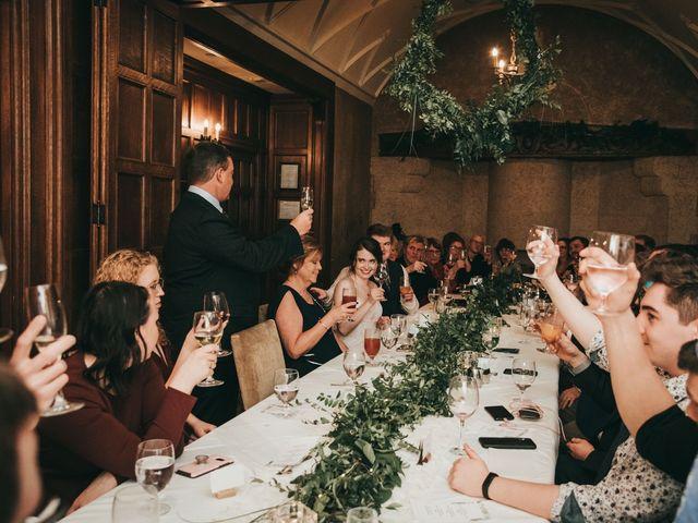 Cortland and Amanda's wedding in Banff, Alberta 44