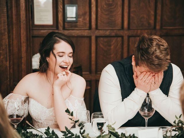 Cortland and Amanda's wedding in Banff, Alberta 45