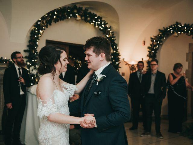 Cortland and Amanda's wedding in Banff, Alberta 47