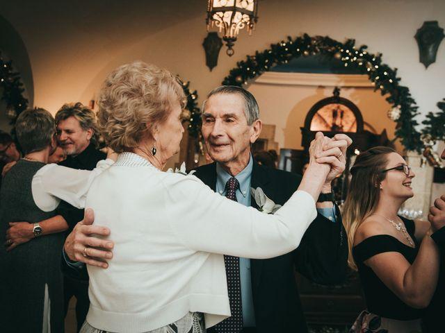 Cortland and Amanda's wedding in Banff, Alberta 48
