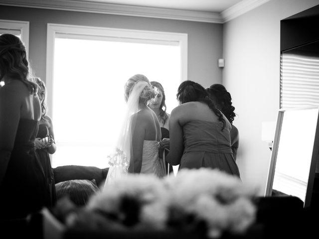 Matt and Jackie's wedding in Langley, British Columbia 13