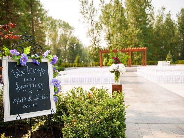 Matt and Jackie's wedding in Langley, British Columbia 22