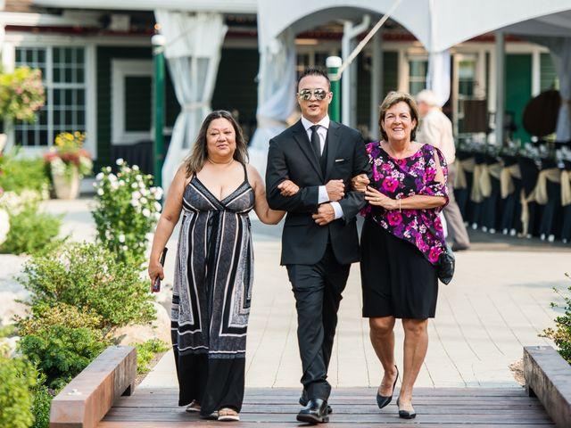 Matt and Jackie's wedding in Langley, British Columbia 24