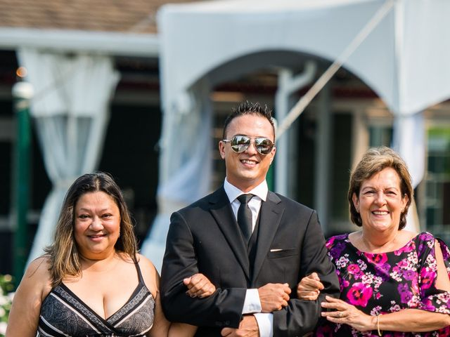 Matt and Jackie's wedding in Langley, British Columbia 25