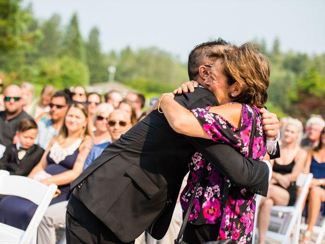 Matt and Jackie's wedding in Langley, British Columbia 26