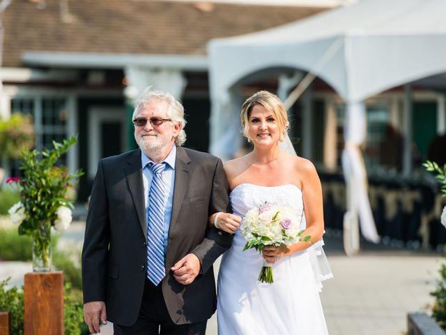 Matt and Jackie's wedding in Langley, British Columbia 28