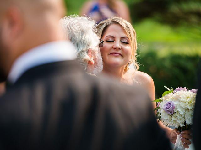 Matt and Jackie's wedding in Langley, British Columbia 30