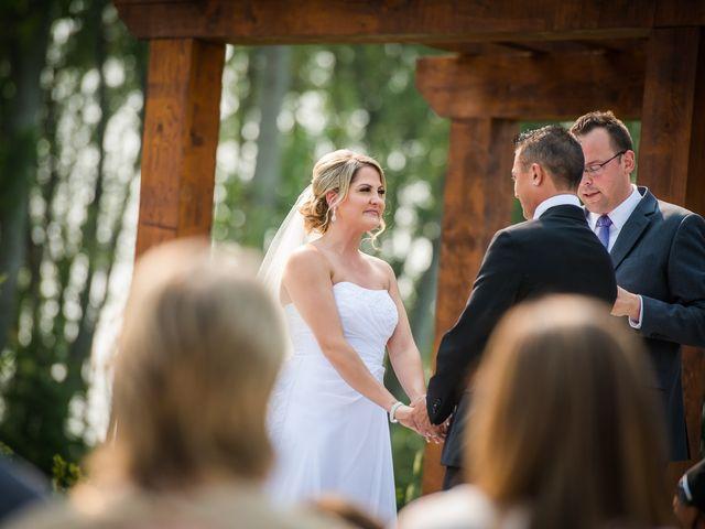 Matt and Jackie's wedding in Langley, British Columbia 32
