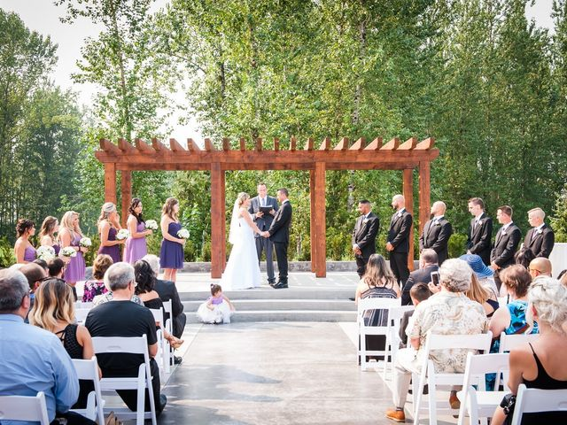 Matt and Jackie's wedding in Langley, British Columbia 34