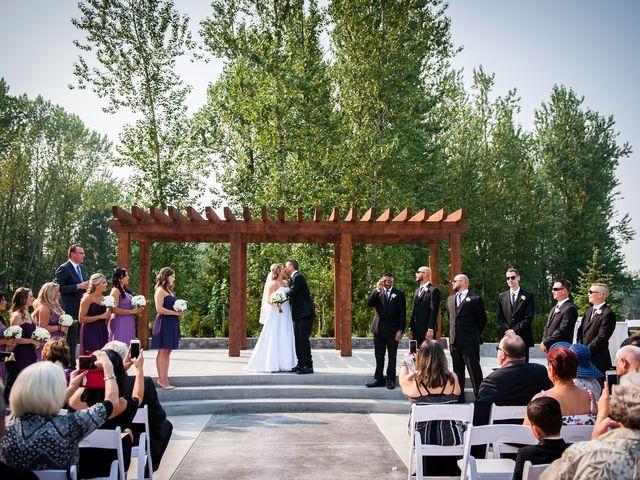 Matt and Jackie's wedding in Langley, British Columbia 37