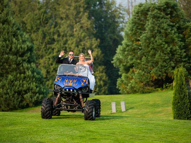 Matt and Jackie's wedding in Langley, British Columbia 42