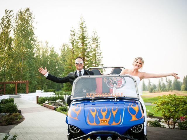 Matt and Jackie's wedding in Langley, British Columbia 45