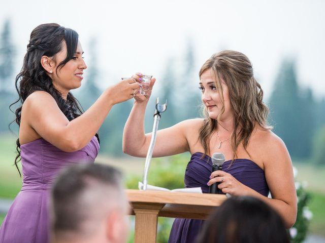 Matt and Jackie's wedding in Langley, British Columbia 48