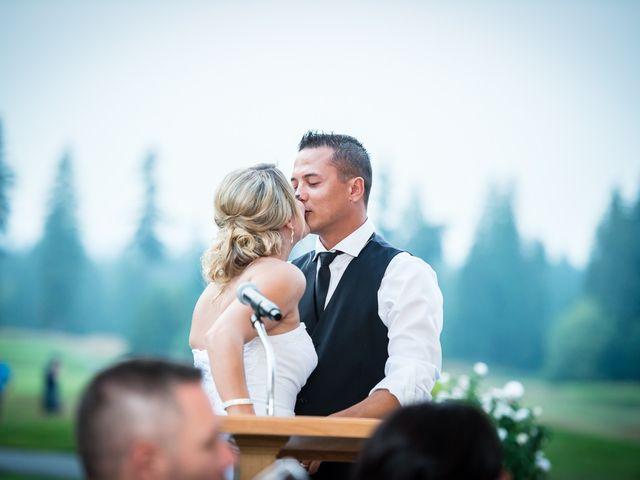 Matt and Jackie's wedding in Langley, British Columbia 52