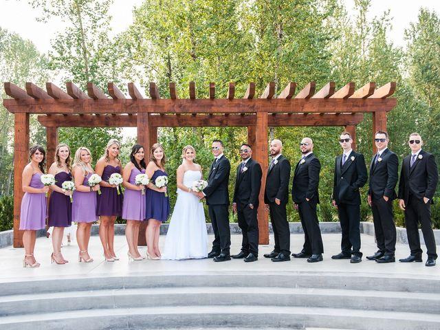 Matt and Jackie's wedding in Langley, British Columbia 54