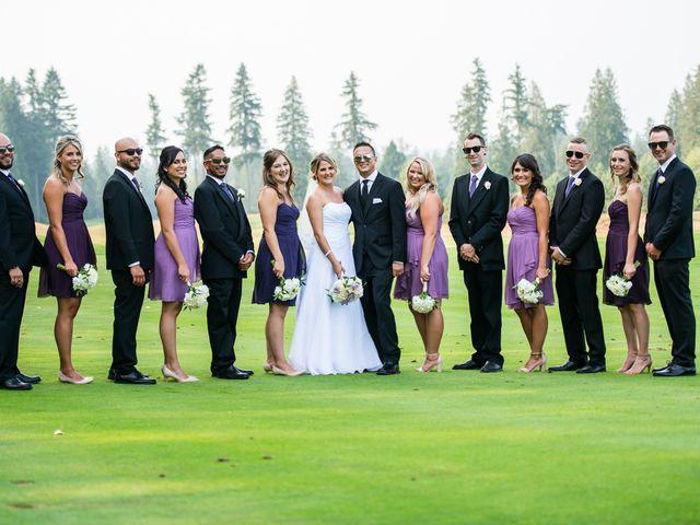 Matt and Jackie's wedding in Langley, British Columbia 62