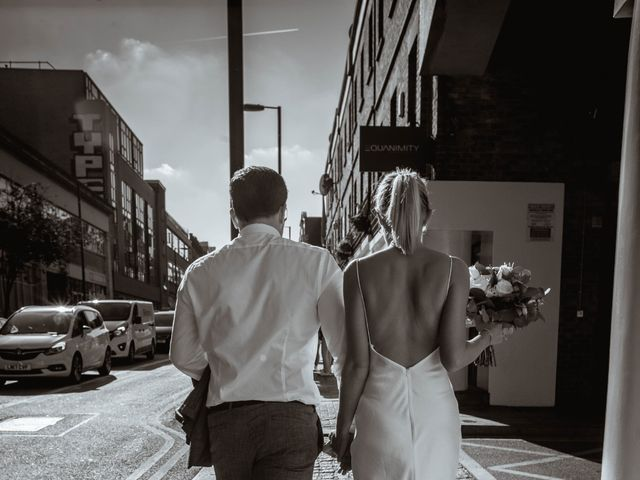Jack and Sophie's wedding in Vancouver, British Columbia 1