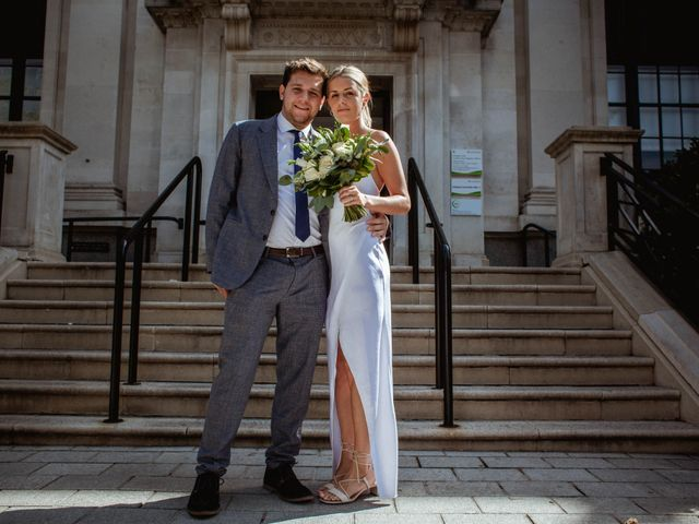 Jack and Sophie's wedding in Vancouver, British Columbia 20