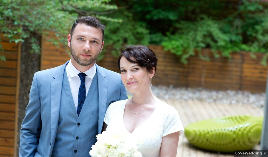 Kirill and Anna's wedding in Montreal, Quebec