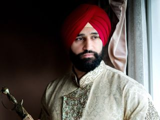 The wedding of Jag and Gurpreet 3