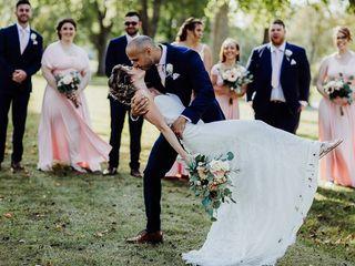 The wedding of Sara and Justin