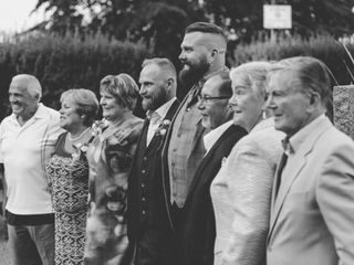 The wedding of Wylie and Dan 3