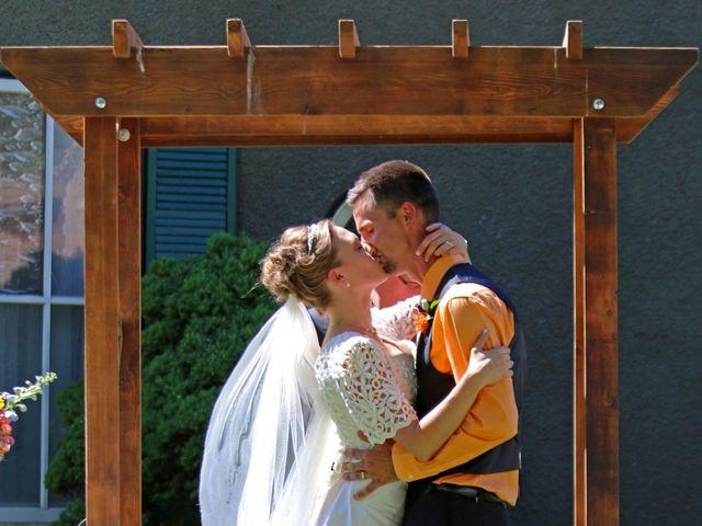 Tyson and Tamra's wedding in Vernon, British Columbia 5
