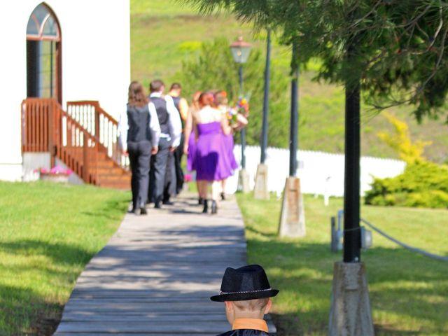 Tyson and Tamra's wedding in Vernon, British Columbia 6