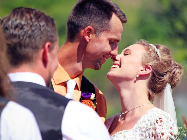 Tyson and Tamra's wedding in Vernon, British Columbia 7