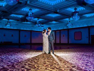 The wedding of Khadeeja and Ahmad 1