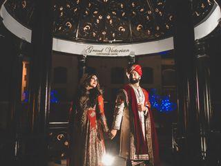 The wedding of Khadeeja and Ahmad 2