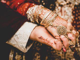 The wedding of Khadeeja and Ahmad 3