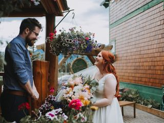 The wedding of Sydne and Graham 3
