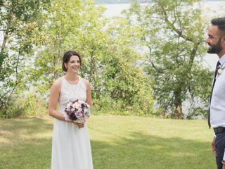 The wedding of Bobby and Kim 1