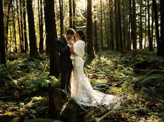 The wedding of Sarah and Sean