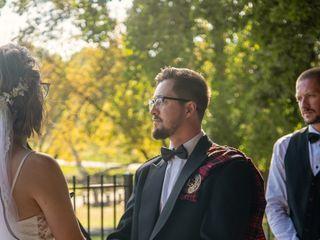 The wedding of Cora and Kameron 3