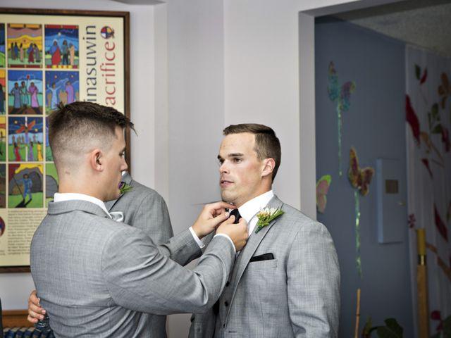 Kyan and Amanda's wedding in Regina, Saskatchewan 8
