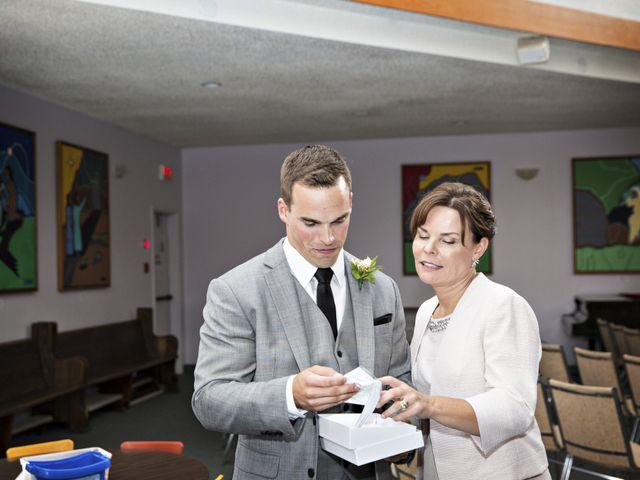 Kyan and Amanda's wedding in Regina, Saskatchewan 9