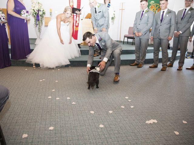 Kyan and Amanda's wedding in Regina, Saskatchewan 16