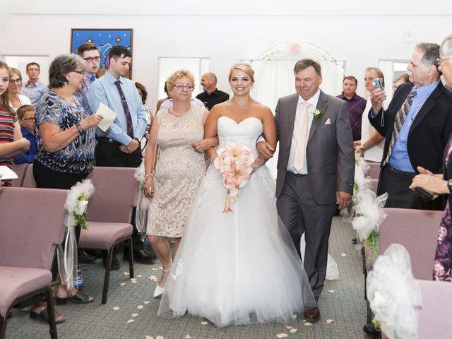 Kyan and Amanda's wedding in Regina, Saskatchewan 12