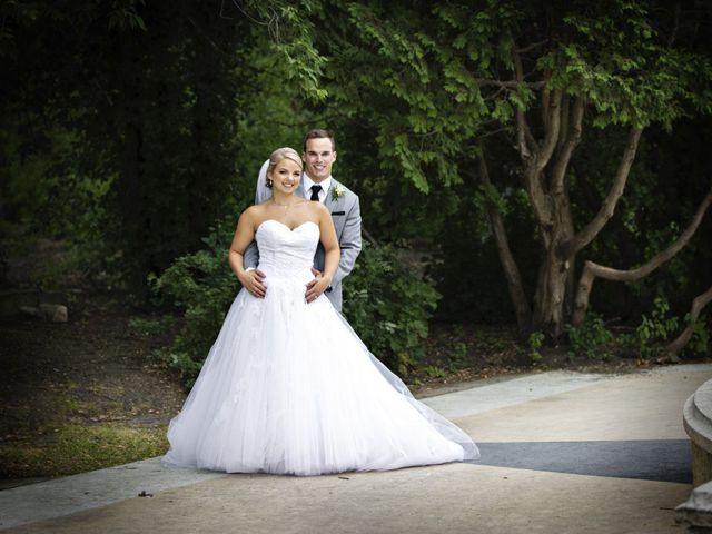 The wedding of Amanda and Kyan