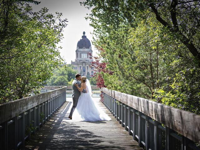Kyan and Amanda's wedding in Regina, Saskatchewan 37