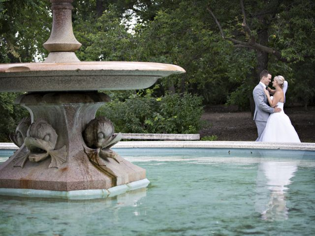 Kyan and Amanda's wedding in Regina, Saskatchewan 1