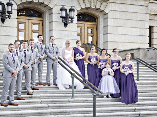 Kyan and Amanda's wedding in Regina, Saskatchewan 52