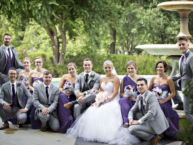 Kyan and Amanda's wedding in Regina, Saskatchewan 45