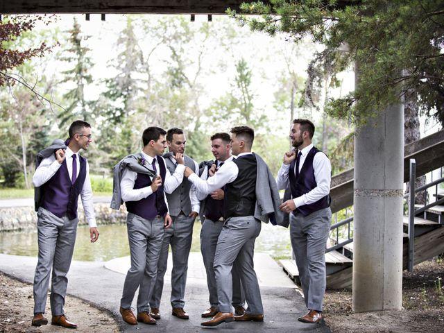 Kyan and Amanda's wedding in Regina, Saskatchewan 57