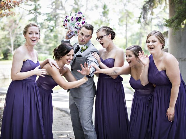 Kyan and Amanda's wedding in Regina, Saskatchewan 63