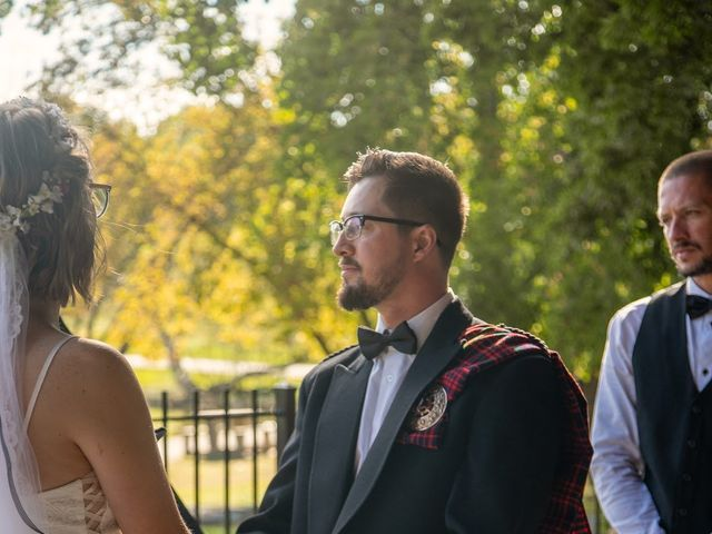 Kameron and Cora's wedding in Windsor, Ontario 5