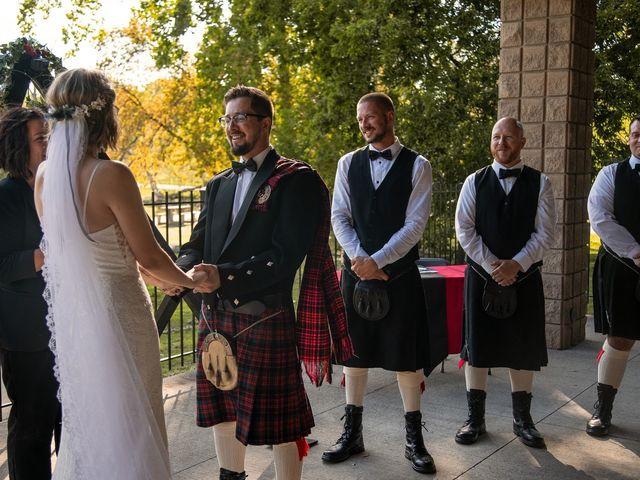 Kameron and Cora's wedding in Windsor, Ontario 6